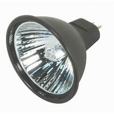satco s4178 bab 20w 12v mr16 flood fl black back halogen light bulb walmart com