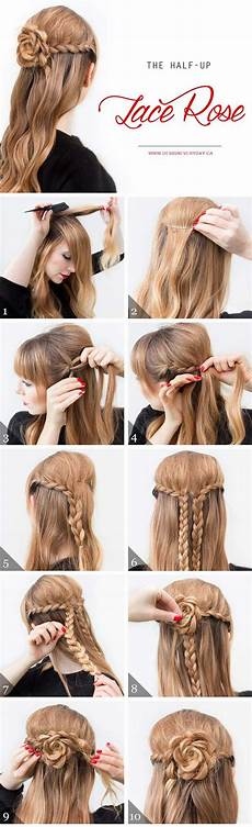 41 diy cool easy hairstyles that real can actually do at home