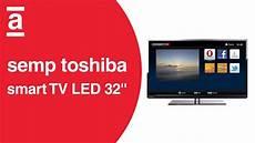 smart tv led 32 semp toshiba le 3278 hd conversor