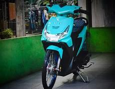 Modifikasi Beat 2009 by Bukan Permainan Concept Modifikasi Honda Beat Thailook 2009