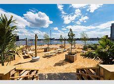 Spike Gjerde?s Sandlot Brings Beach Dining to Baltimore