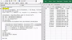 vba excel macro to capture selected filter criteria stack overflow