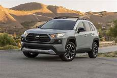 2019 toyota rav4 review trims specs and price carbuzz