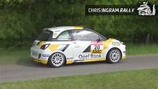 chris ingram best of rally season 2016 opel adam r2