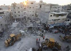 Risultato immagine per foto case scontri palestinesi