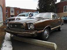 ford mustang 1974 seattle s parked cars 1974 ford mustang ii