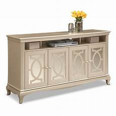 credenza furniture allegro tv credenza platinum value city furniture and