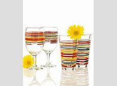 photo archive: fiesta glassware