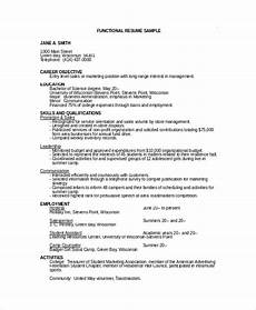 free 10 sle objective for resume templates in ms word