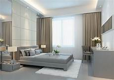 Gardinen Modern Schlafzimmer - magnificent modern bedroom curtains ideas atzine