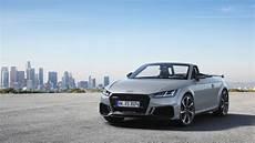 audi tt convertible 2020 2020 audi tt rs coupe and convertible get a few design