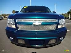 2007 bermuda blue metallic chevrolet tahoe ltz 73750985 photo 16 gtcarlot com car color
