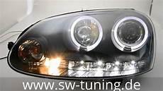 Eye Scheinwerfer F 252 R Vw Golf 5 03 09 Led