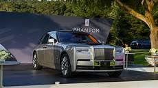 2018 Rolls Royce Phantom Commands Attention At Monterey