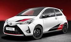 Toyota Yaris Grmn Genfer Autosalon 2017 Autozeitung De