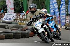 Mio J Babylook by Modifikasi Mio J Road Race Modif Motor Terbaru 2017