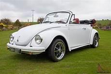 Vw Beetle Karmann Convertible 1979 Fully Restored