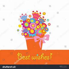 best wishes for best wishes stock vector illustration 134008004