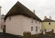cottage in cornovaglia cottage tetto della paglia alla st mawes cornovaglia