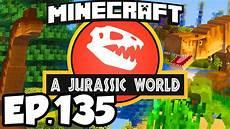 Jurassic World Malvorlagen Mod Jurassic World Minecraft Modded Survival Ep 135