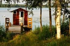 Five In Finland Sauna