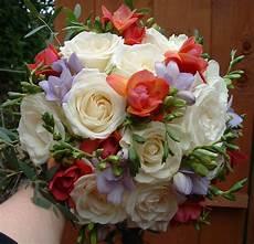 fuchsia flower design brighton simple summer wedding flowers