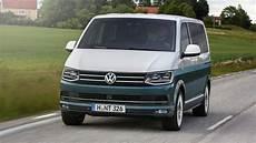 Volkswagen Multivan Generation Six Review Caradvice