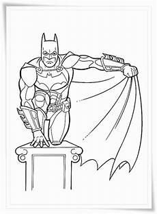 ausmalbilder zum ausdrucken ausmalbilder batman kostenlos