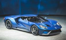 2017 Ford Gt Official Photos And Info News Car And Driver