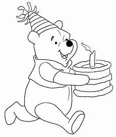 Winnie Puuh Geburtstag Ausmalbilder Winnie Pooh Ausmalbilder Ausmalbilder Bilder Zum Malen