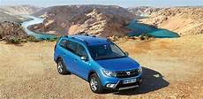 2018 Dacia Logan Mcv Stepway Design Price Specs