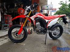 Modifikasi Motor Crf 150 by Kumpulan 48 Modifikasi Motor Trail Crf 150 Terupdate