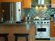 Small Kitchen Backsplash Small Kitchen Decorating Ideas Pictures Tips From Hgtv