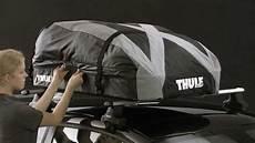 Thule Ranger 90 Roof Box Fitting Guide