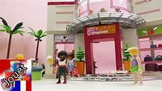 playmobil shopping center unboxing gigantesque bo 238 te de