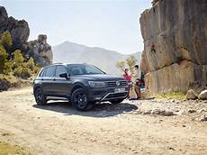 That Feeling Of Freedom Included As Standard The Tiguan