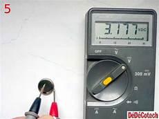 Changer La Pile Cr 2032 De La Carte Renault Tuto