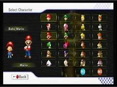 Mario Kart Wii Choose Two Characters Glitch