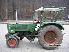 Fendt Farmer 2 S Turbomatik 1971 Agricultural Tractor