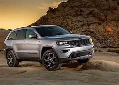 2020 Jeep Grand Cherokee To Use Alfa Romeo Giorgio