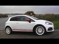 grande punto abarth esseesse roadtest