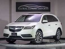 2016 acura mdx for sale gc 16771 gocars