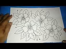 Gambar Batik Quot Bunga Ornamen Quot 4