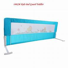 180cm bed guard toddler safety childs bedguard baby