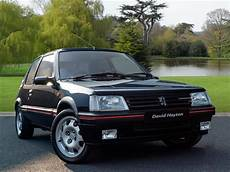 classic peugeot 205 gti 1 9 1991 j reg unmolested for sale classic sports car ref
