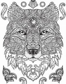 coloring book pages animals 16921 el libro de la selva wolves