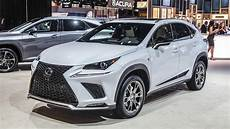 2019 lexus nx 2019 lexus nx black line special edition debuting at