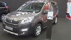 Peugeot Partner New Tepee Outdoor 1 6 Bluehdi 100 Bvm5 E6