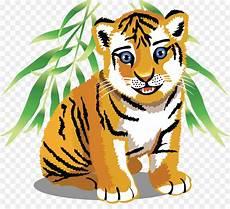Kumpulan Gambar Hewan Harimau Kartun Paling Baru Infobaru