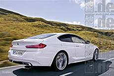2019 bmw 6 series coupe 2019 bmw 6 series renderings show a sleek design